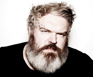 The Wall Street Journal 'Catches Up' With Kristian Nairn