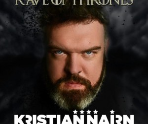 "Kristian Nairn ""Hodor"" Heads to the Philippines"
