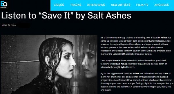 salt ashes