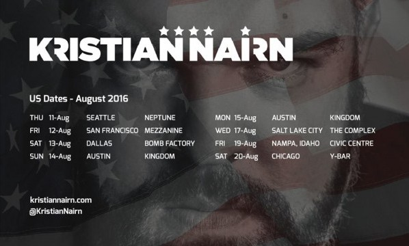Kristian Nairn - Rave of Thrones US