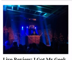 SF Weekly Reviews Kristian Nairn's 'Rave of Thrones' at The Mezzanine