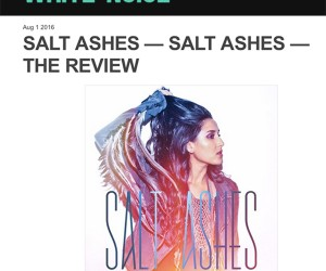 White Noise Reviews Salt Ashes