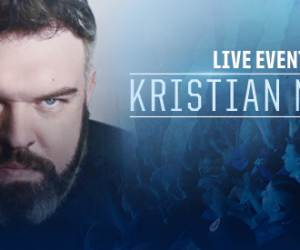 Kristian Nairn To DJ Blizzard's 25th Anniversary at BlizzCon 2016
