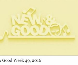 Napster Adds Salt Ashes 'Save It' to 'New & Good' Playlist