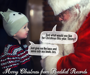 Merry Christmas From Radikal Records
