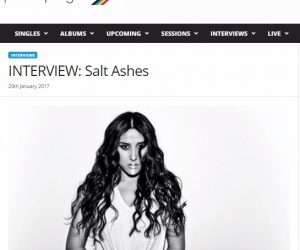 Salt Ashes Exclusive Interview With PressPLAY OK