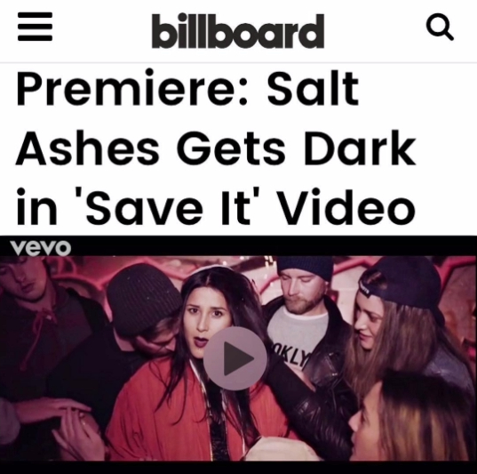 billboard - salt ashes - save it