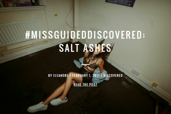 MISSGUIDED - SALT ASHES