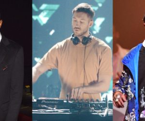 "Calvin Harris, Frank Ocean, and Migos Team Up for New Song ""Slide"""