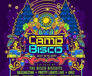 Camp Bisco Unveils a Stacked Line-up for 2017