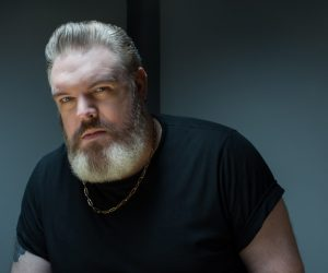 "Monkeygoose Magazine Features Kristian Nairn's New Single ""Bigger"""