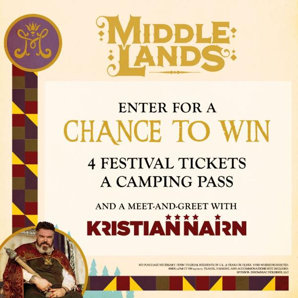 Krisian Nairn - Middlelands