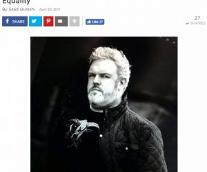 Kristian Nairn Featured on EDM Tunes