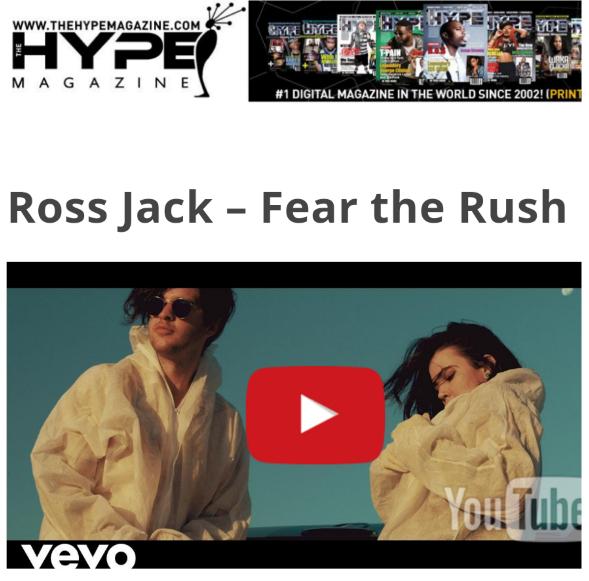 ross jack the hype magazine