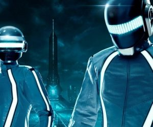 This Daft Punk 'Tron' vs 'Star Trek' Mashup Is Incredible