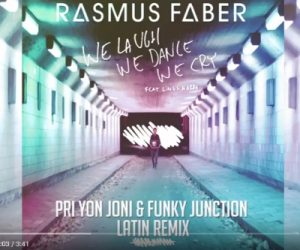 "Stream ""We Laugh We Dance We Cry (Pri yon Joni & Funky Junction Latin Remix)"" on YouTube"