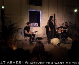 "Watch Salt Ashes Performance of ""Whatever You Want Me To Be"" for Sofar London"