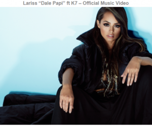 Lariss' Hot New Music Video Featured on Exposed Vocals