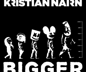 "Kristian Nairn Releases New Single ""Bigger"""