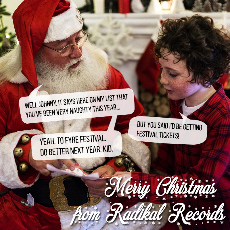 merry christmas happy holidays ok good records
