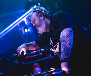 Kristian Nairn Drops New DJ Mix with Episode 6 of Monthly Podcast 'Spektrum'