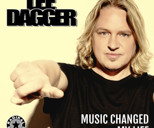 "World-renowned DJ Lee Dagger of Bimbo Jones Releases New Single ""Music Changed My Life"""