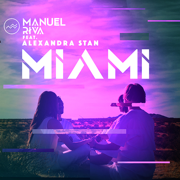 Manuel Riva - Miami (feat. Alexandra Stan) [Remixes] Cover Art