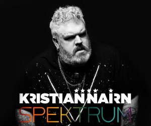 "Kristian Nairn releases Episode 9 of Monthly Podcast, ""Spektrum"""