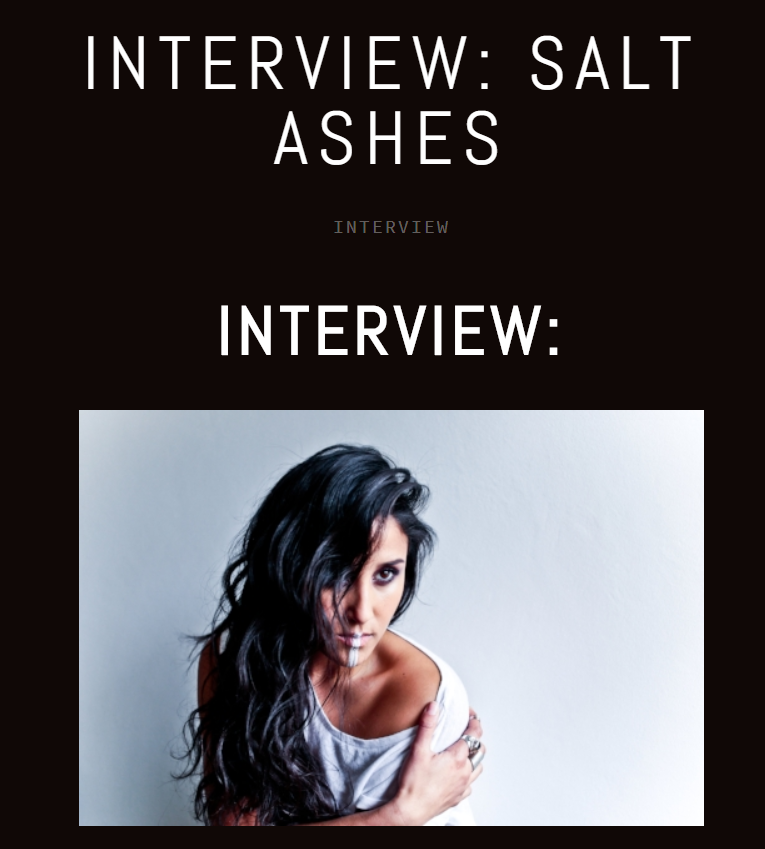 salt ashes music musings and such girls new single radikal records dance pop electronic singer-songwriter