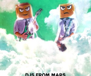 DJs From Mars - Somewhere Above the Clouds (Remixes)