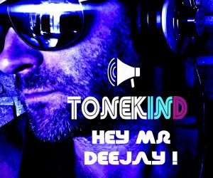 "Tonekind's ""Hey Mr. Deejay!"" Featured on Kings of Spins"