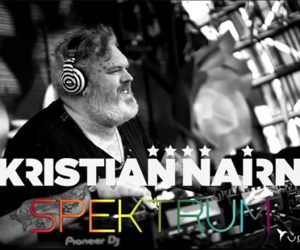 Kristian Nairn Celebrates Episode 10 of 'Spektrum' Podcast by Releasing Live Set from 'Garden Of Madness' Show in Ibiza