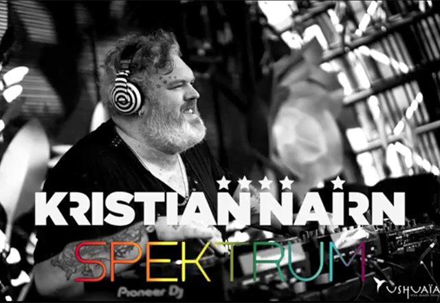 Kristian Nairn - Spektrum 010