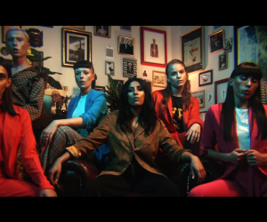 """Salt Ashes' New Music Video for Empowering Single """"Girls"""" Out Now"""