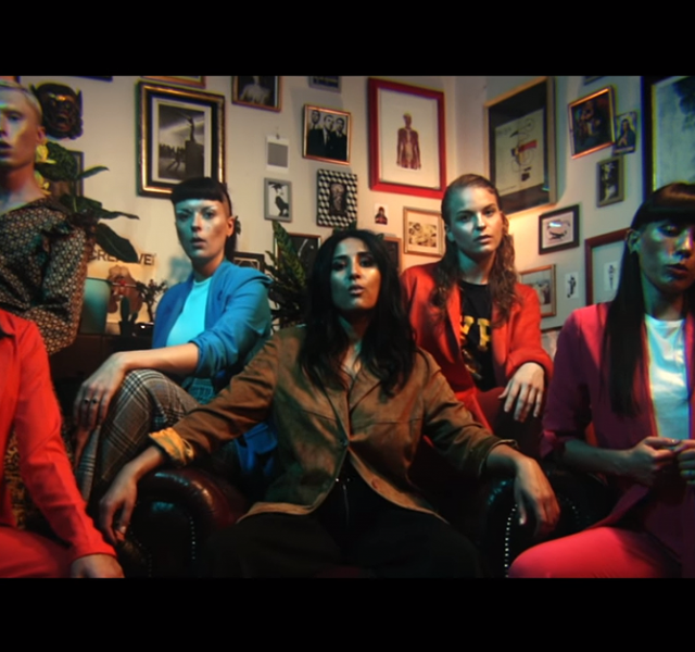 salt ashes new music video girls