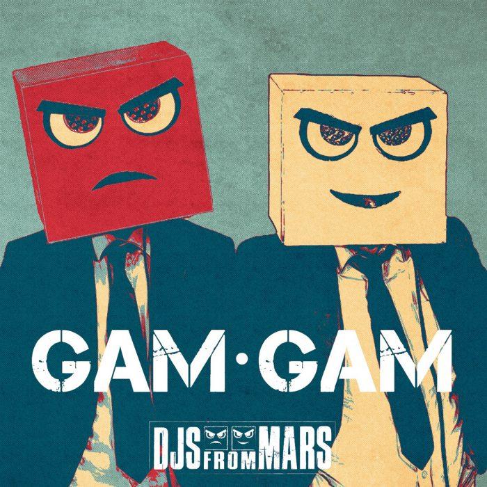gam gam djs from mars
