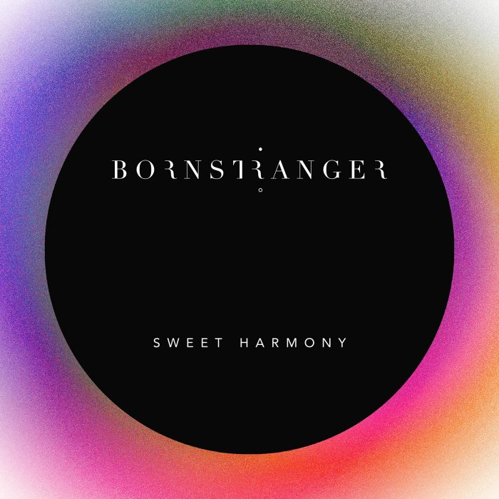 Born Stranger - Sweet Harmony - Cover Art