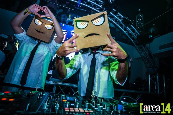 DJs From Mars - Live