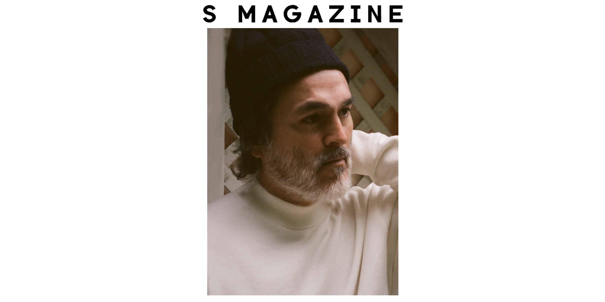 EDDIE CHACON on S MAGAZINE