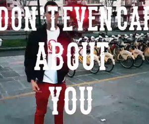 Filippin - I Don't Even Care (feat. Chiara)