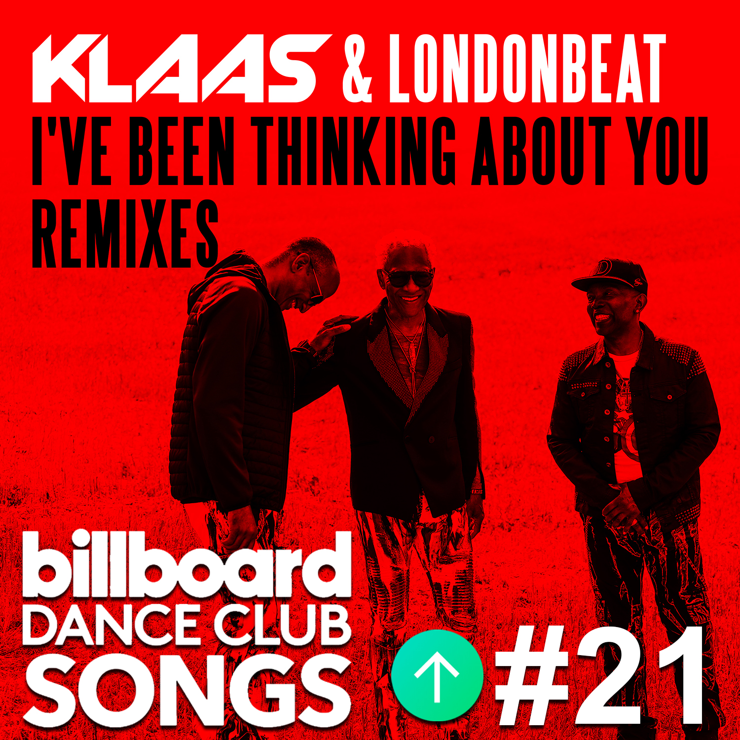 "Billboard Dance Club Chart #21. Klaas & Londonbeat - ""I've Been Thinking About You"""