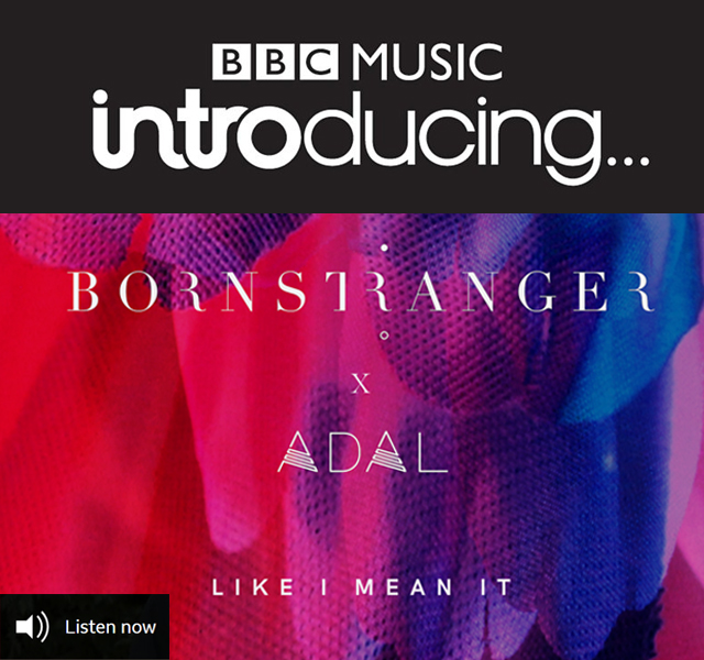 Born Stranger x ADAL - BBC Music Introducing in Northampton