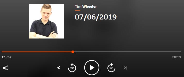 Born Stranger with Tim Wheeler - BBC Northampton