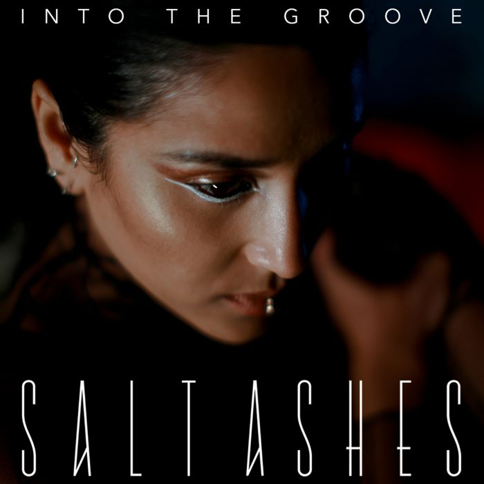 Salt Ashes - Into the Groove - Cover Art
