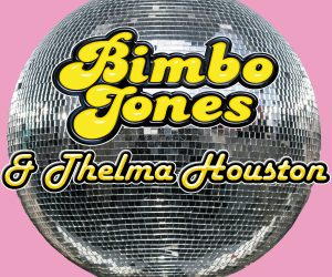"Bimbo Jones Collabs with Grammy Winning Vocalist Thelma Houston on ""Turn Your World Around"""