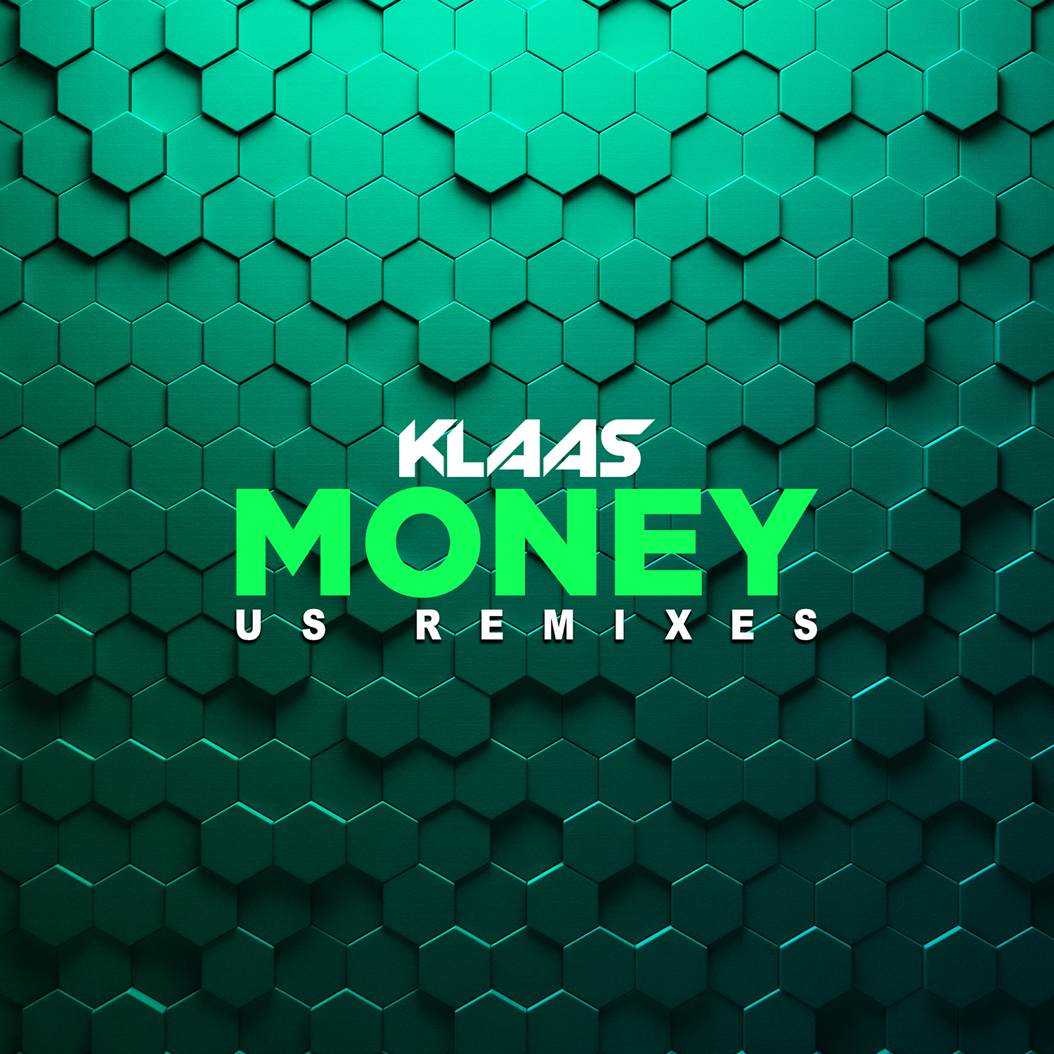 Klaas - Money (US Remixes) - Cover Art 1500