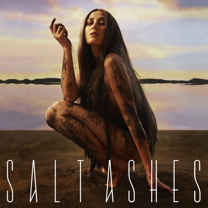 Salt Ashes - counting crosses - cover art