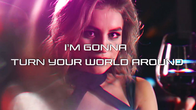 Turn Your World Around - Lyric Video