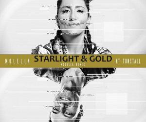 "DJ Molella & KT Tunstall Release New Remix of their Collab Single ""Starlight & Gold"""