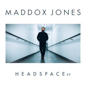 Maddox Jones - Headspace EP - Cover Art